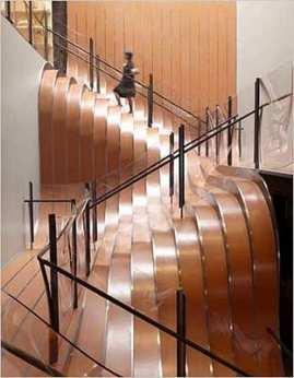 escalera impresionante