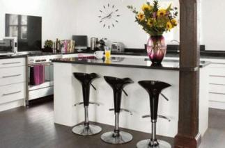 Desayunadores de cocina, el reemplazo de las mesas tradicionales?