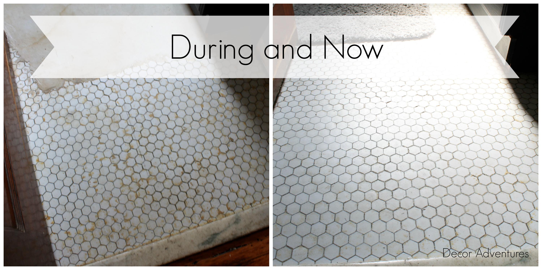 Showy Grout Tile Design Ideas Black Hexagon Tile Kitchen Black Hexagon Tile Shower Hex Tile Hexagon Tile houzz-03 Black Hexagon Tile