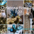 Christmas home tour 2013