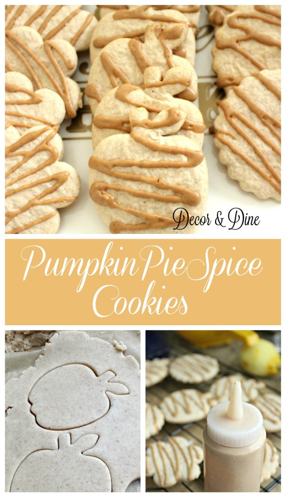 Pumpkin Pie Spice Cookie