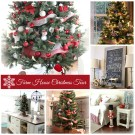 farmhouse chirstmas tour