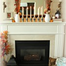2014FAll mantel