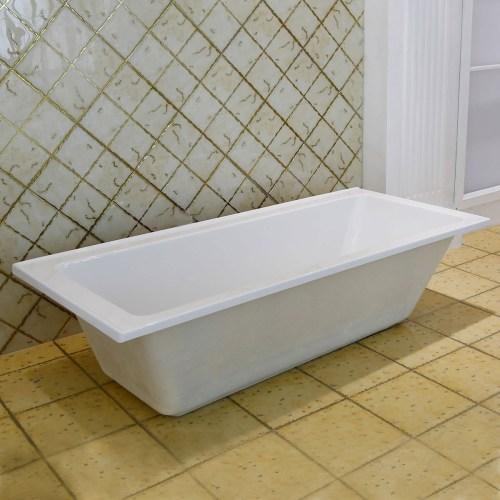 Medium Crop Of Drop In Bathtub