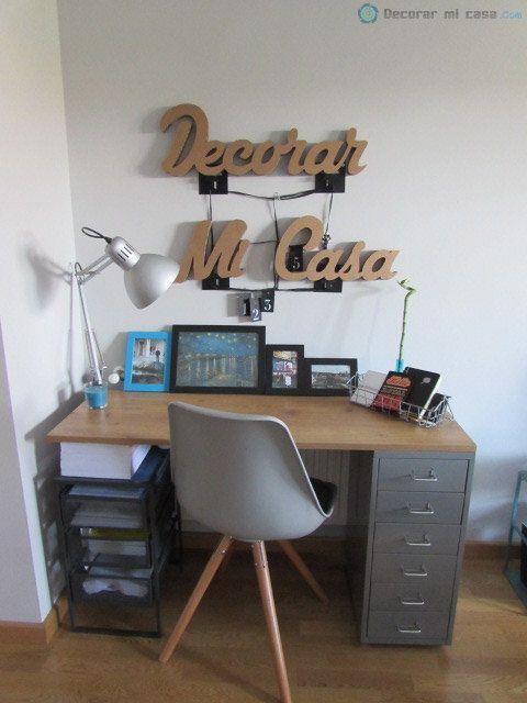 Decorar mi casa con letras de cart n for Quiero decorar mi casa