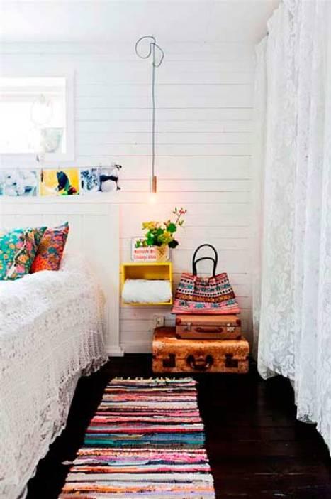 5 ideas para decorar con alfombras bohemias decorar mi casa - Decorar con alfombras ...