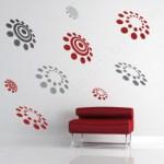 Stick It To Boring Dorm Room Walls