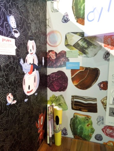 Design Your Wall booth