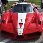 Raise Your Flag To Ferraris In Red, White and Blue