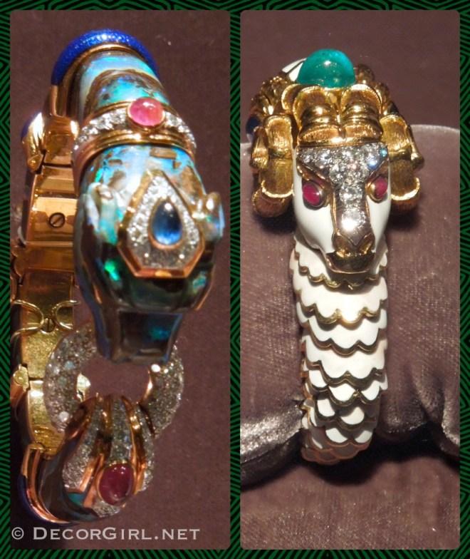 David Webb bracelets