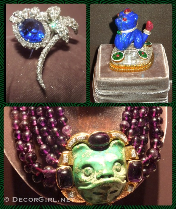 Jewelry work of David Webb