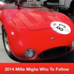How To Follow The Mille Miglia