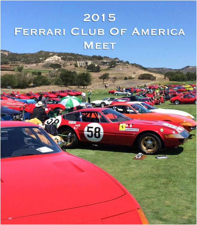 2015 ferrari club of america highlights. Cars Review. Best American Auto & Cars Review