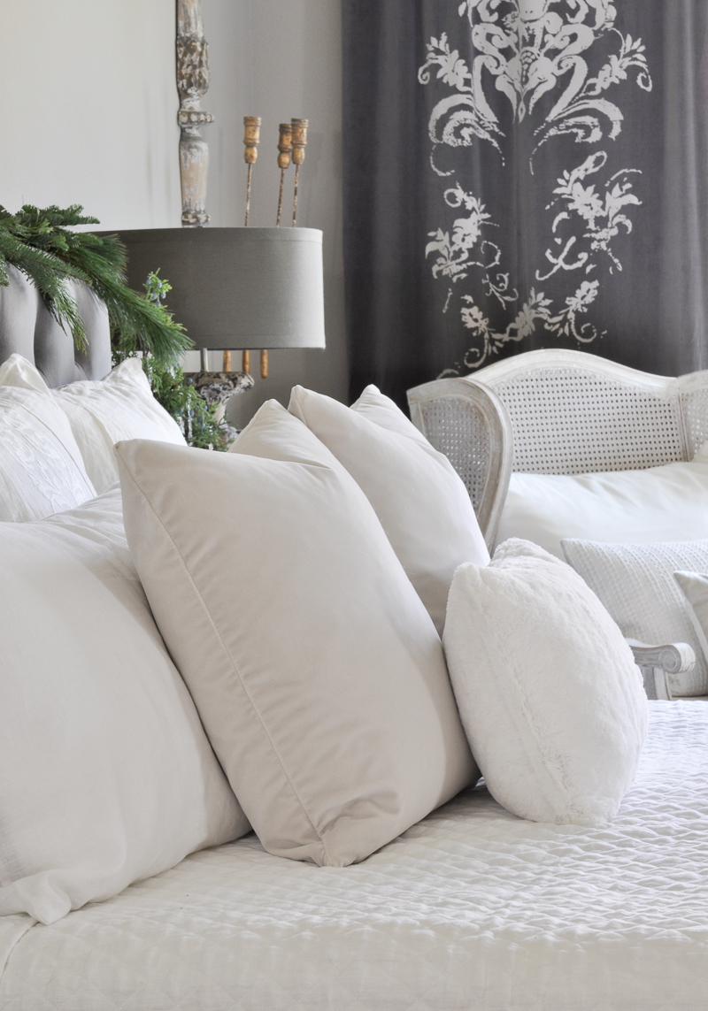 Fullsize Of Beautiful White Bedroom