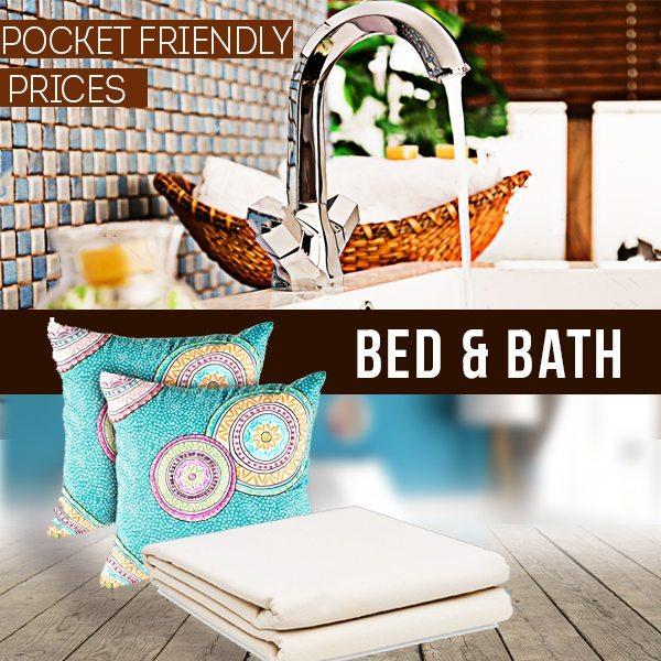 Save on Bed & Bath on decorhubng.com