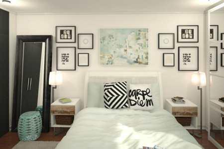 online interior design help for a modern bedroom 1024x701