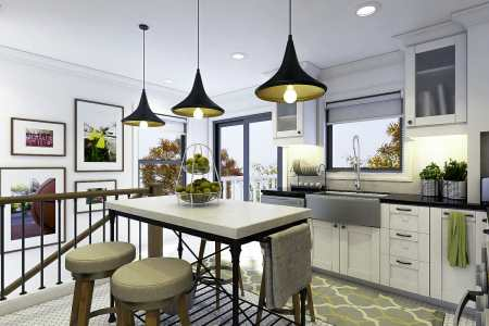 online interior designer kitchen view 2