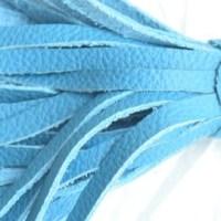 Tassel-Schlüsselanhänger - ein DIY aus Leder