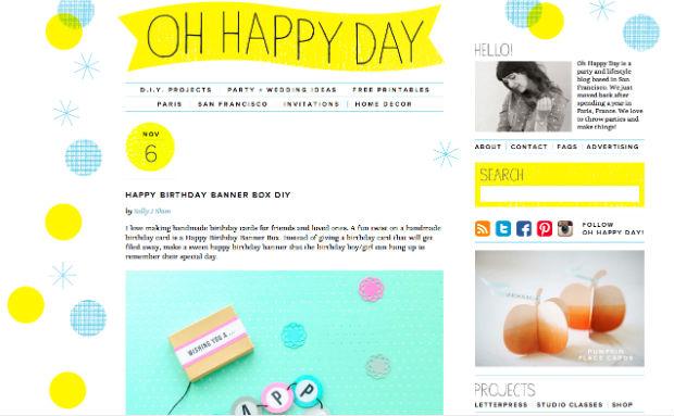 DIYブログOH HAPPY DAY
