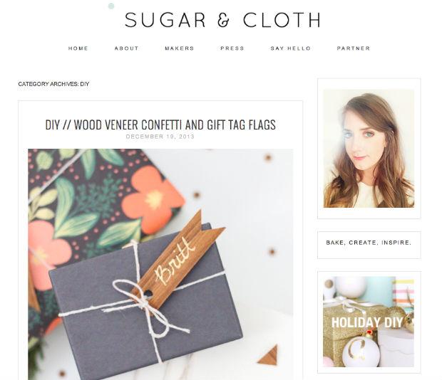 DIYブログSUGAR & CLOTH