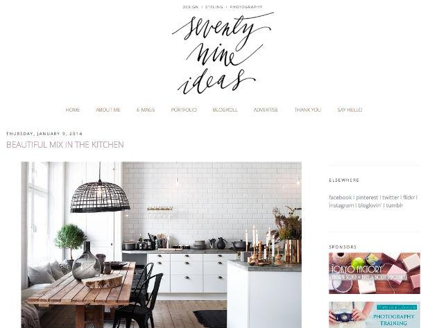 北欧インテリアブログ「79 Ideas」