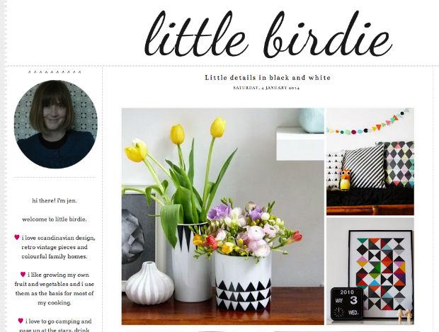 北欧インテリアブログ「little birdie」