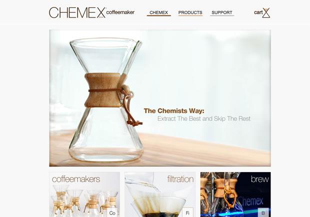 CHEMEX(ケメックス)のキッチングッズ