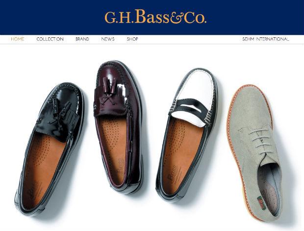 G.H.Bass & Co.(G.H.バス)のローファー