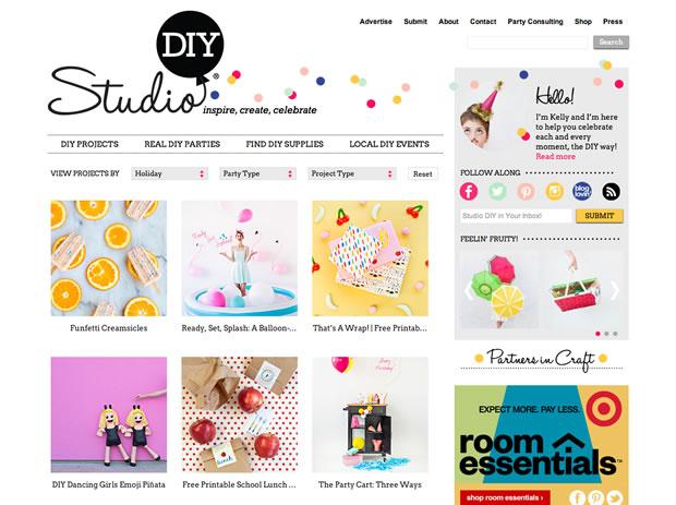 ブログStudio DIY