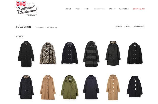 Traditional Weatherwear (トラディショナルウェザーウェア)のダッフルコート