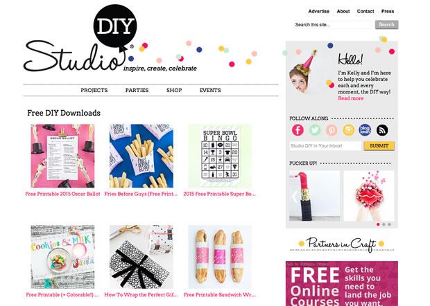 Studio DIY®の公式サイト