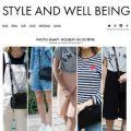 スニーカーコーデが素敵。海外ファッションブログ「STYLE AND WELL BEING」