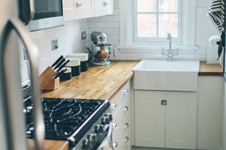 very small kitchen decoration