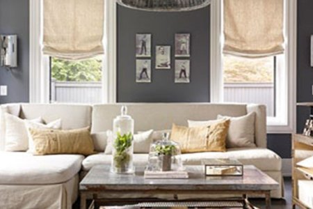 curtain ideas for small living room