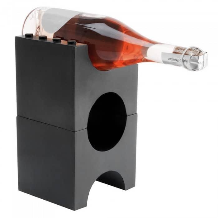 Le porte bouteille brique d co design deco tendency - Range bouteille brique ...