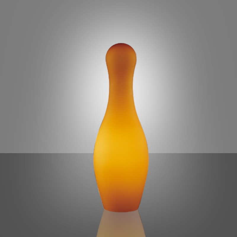 Lampe skittle pour les fan de bowling deco tendency for Decoration quille de bowling