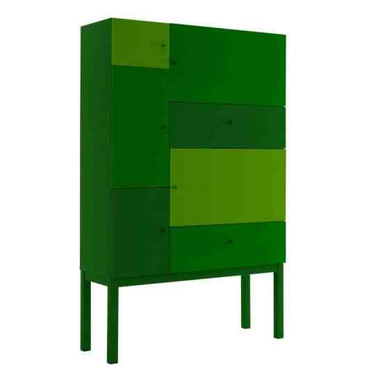 fly 2013 colore un bahut pop et pratique deco tendency. Black Bedroom Furniture Sets. Home Design Ideas