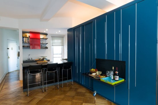 Gagner de la place dans un petit appartement - Gagner de la place dans un studio ...