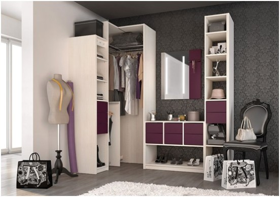 Photo De Dressing Of Rangement De Chambre Les Astuces Idees Decoration Deco