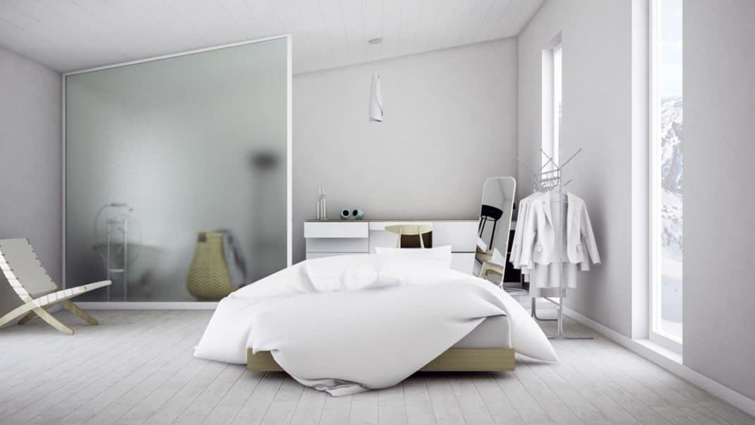 Pour réaliser chez vous une décoration de chambre Scandinave ...