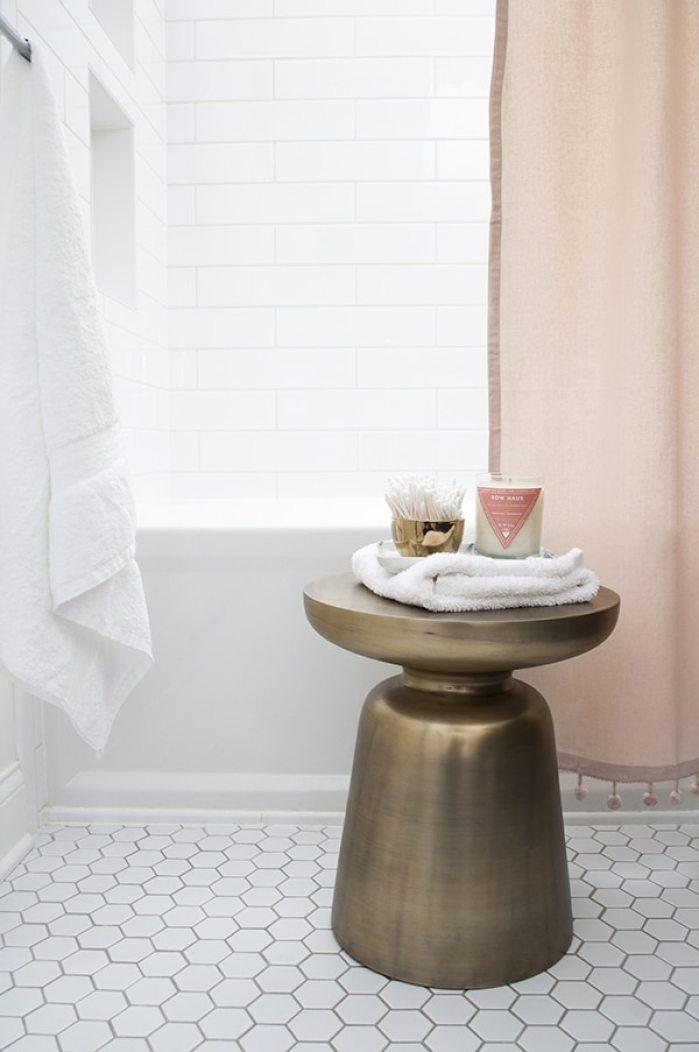 D corer sa salle de bain inspiration printemps 2016 - Decorer sa salle de bain ...