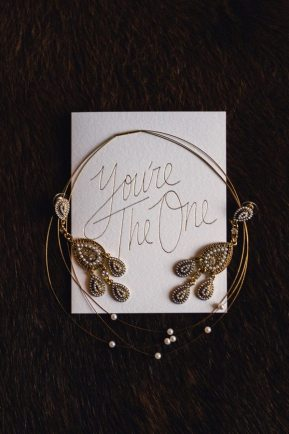 1920s Boho Bridal Jewelry