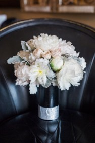 1920s Bridal Bouquet