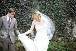 1920s Bride Garden