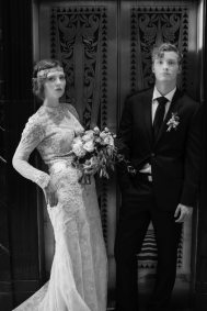 1920s Inspired Wedding