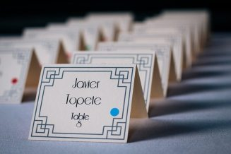 1920s Placecards