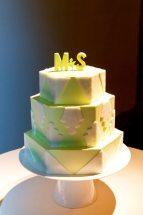 1920s Style Wedding Cake