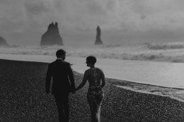 1920s Wedding Dress   Iceland Wedding