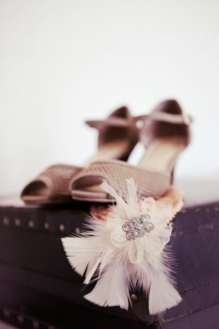 1930s Wedding Shoes