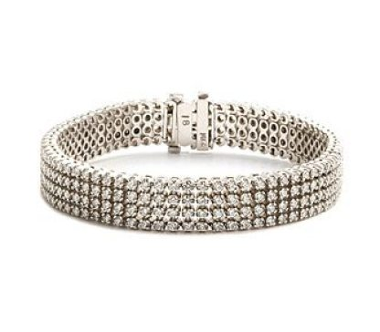 1920s Diamond Braclet